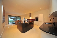 Modern family kitchens, Poppy Developments