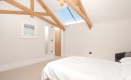 Example of a master Bedroom at Hernaford Barns