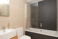 Bathroom at Hernaford Barns